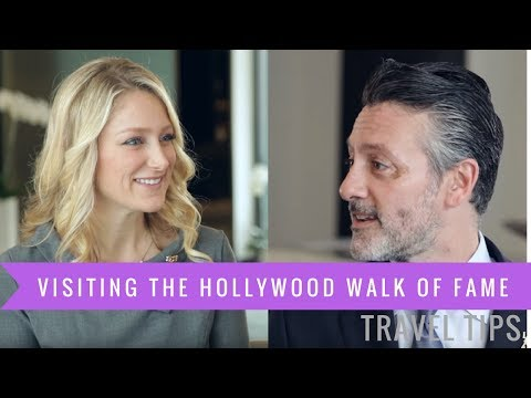 Travel Tips: Best Times for Visiting the Hollywood Walk of Fame