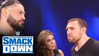 Roman Reigns teases potential WrestleMania showdown: SmackDown, Jan. 3, 2020