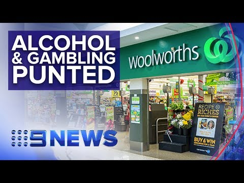 Woolworths Spinning Off Its $10bn Drinking And Gambling Business   Nine News Australia