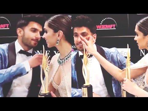 Ranveer Singh & Deepika's ROMANTIC Moments During IIFA Awards 2016 Interview Mp3