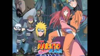 Naruto Shippuuden Movie 4: The Lost Tower OST - 21. Shining Moon (Shougetsu)