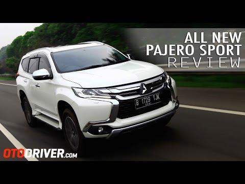 Mitsubishi Pajero Sport 2016 Review Indonesia | OtoDriver