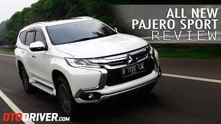 видео Mitsubishi Pajero Sport (Паджеро Спорт) 2016