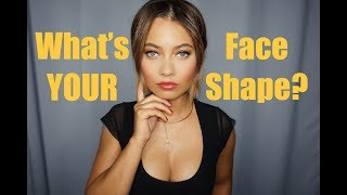 THE BEST HAIRCUT FOR YOUR FACE SHAPE | Brittney Gray