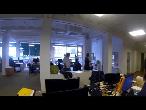 Golden Gekko - A peek inside our Barcelona office