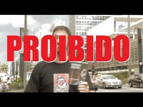 """Proibida a venda do DVD """"A Arte do Insulto"""" do humorista Rafinha Bastos."""