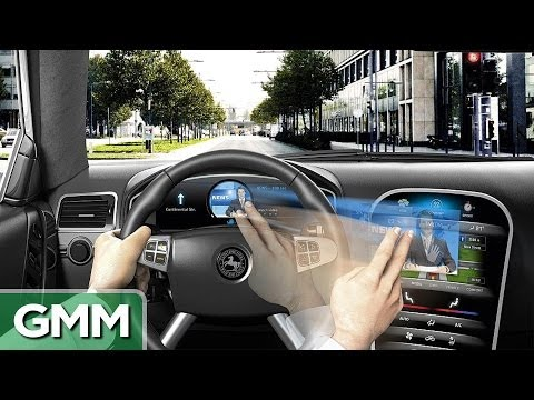 Control Your Car With Gestures