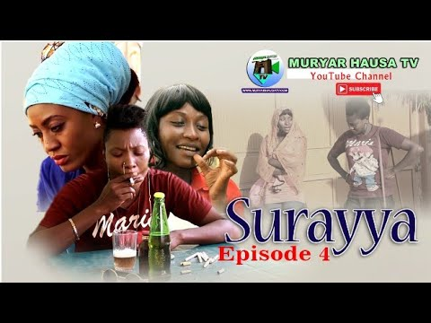 Download SURAYYA EPISODE 4 LATEST HAUSA FILM SERIES 2020 - ENGLISH SUBTITLE