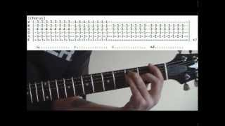 December by Collective Soul - Full Guitar Lesson & Tabs