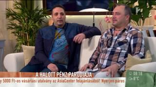 Így fogadta a Halott Pénz az IHM-paródiát - tv2.hu/mokka