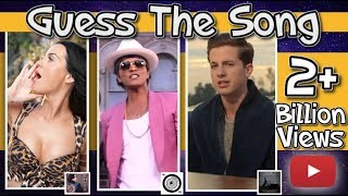 Download 2019 GUESS THE SONG CHALLENGE! - (2 Billion+ YT Views Edition) Mp3 and Videos