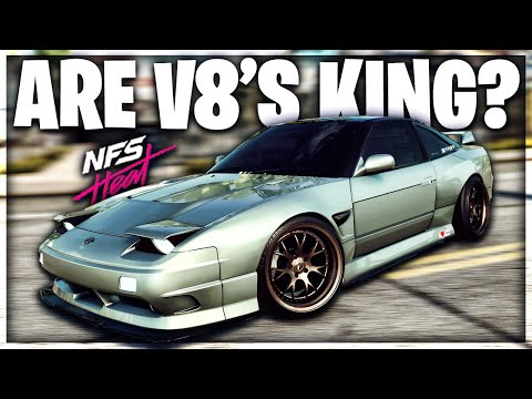 Are These The Best Engines for Tuner Cars in Need For Speed Heat?!