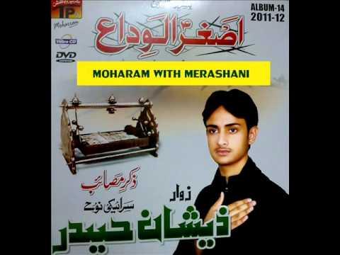 Zeeshan Haider 2012 Saraiki-Mukaan
