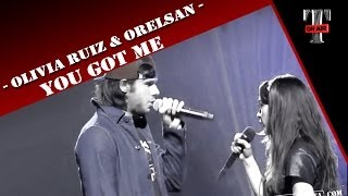 "Olivia Ruiz & Orelsan ""You Got Me"" (Live on TV Show Taratata - Cover Song)"