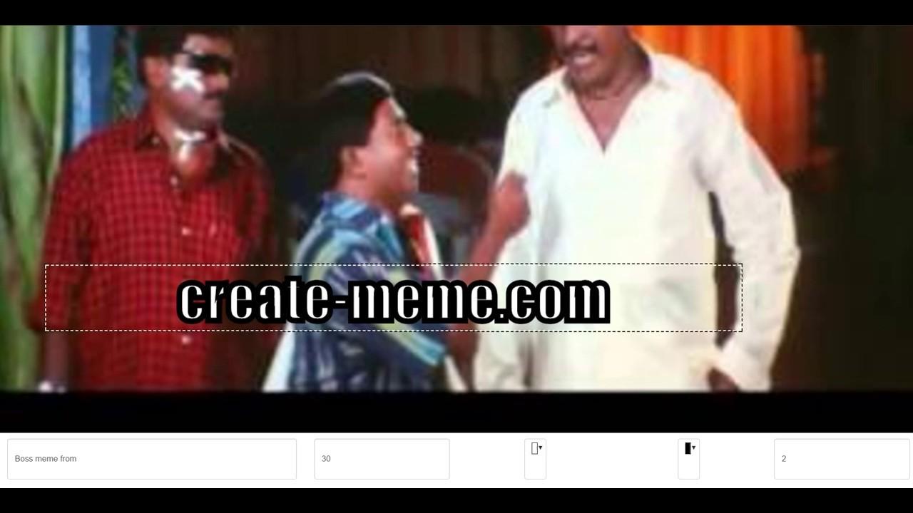 Create New Memes With Vadivelu Meme Templates Online Youtube