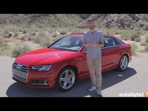 2018 Audi S4 3.0T Premium Plus Test Drive Video Review