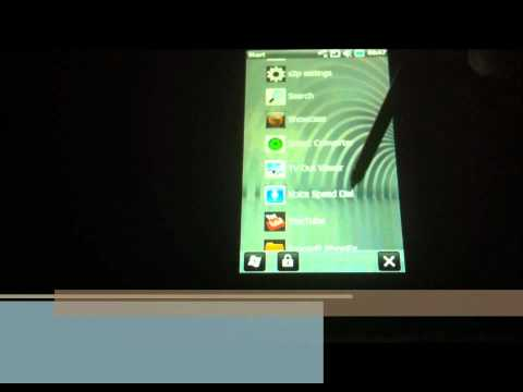Samsung OMNIA (Windows Phone 7 Theme ROM)