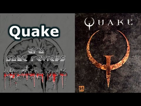 Exploring The Id: id Software History - Quake PC Game Review Part 1 (p09)