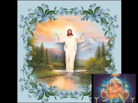 Animated Pictures Gif Wallpapers Animated Lord Jesus Chirst And His Angels Youtube