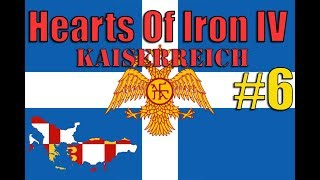 [HOI IV Kaiserreich] - #6 - Guerra Totale - Grecia