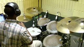 Usher- Caught Up (Drum REMIX)