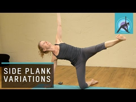 Side Plank Variations in Yoga