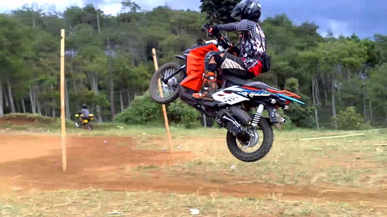 Kumpulan Modifikasi Motor Trail Yamaha X Ride Terkeren Velgy Motor