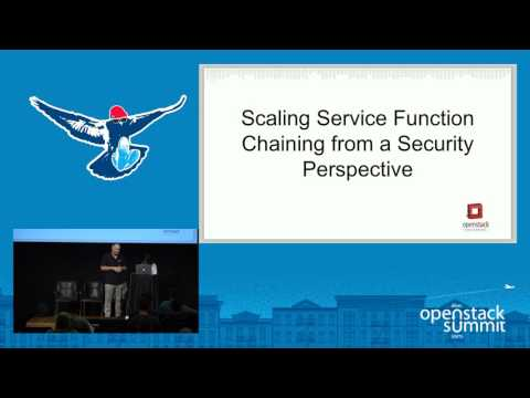Delivering Openstack NFV Service Chaining at Scale with Networking-SFC and Networking-OVN