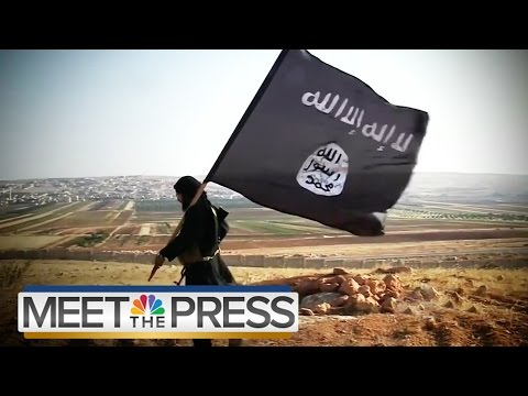 ISIS Using The Internet To Win Followers | Meet The Press | NBC News