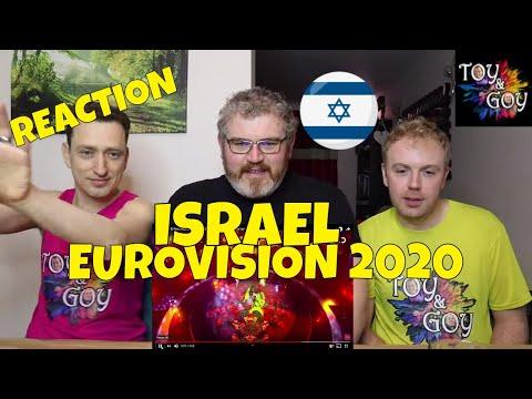 ISRAEL EUROVISION 2020 REACTION: Eden Alene - Feker Libi