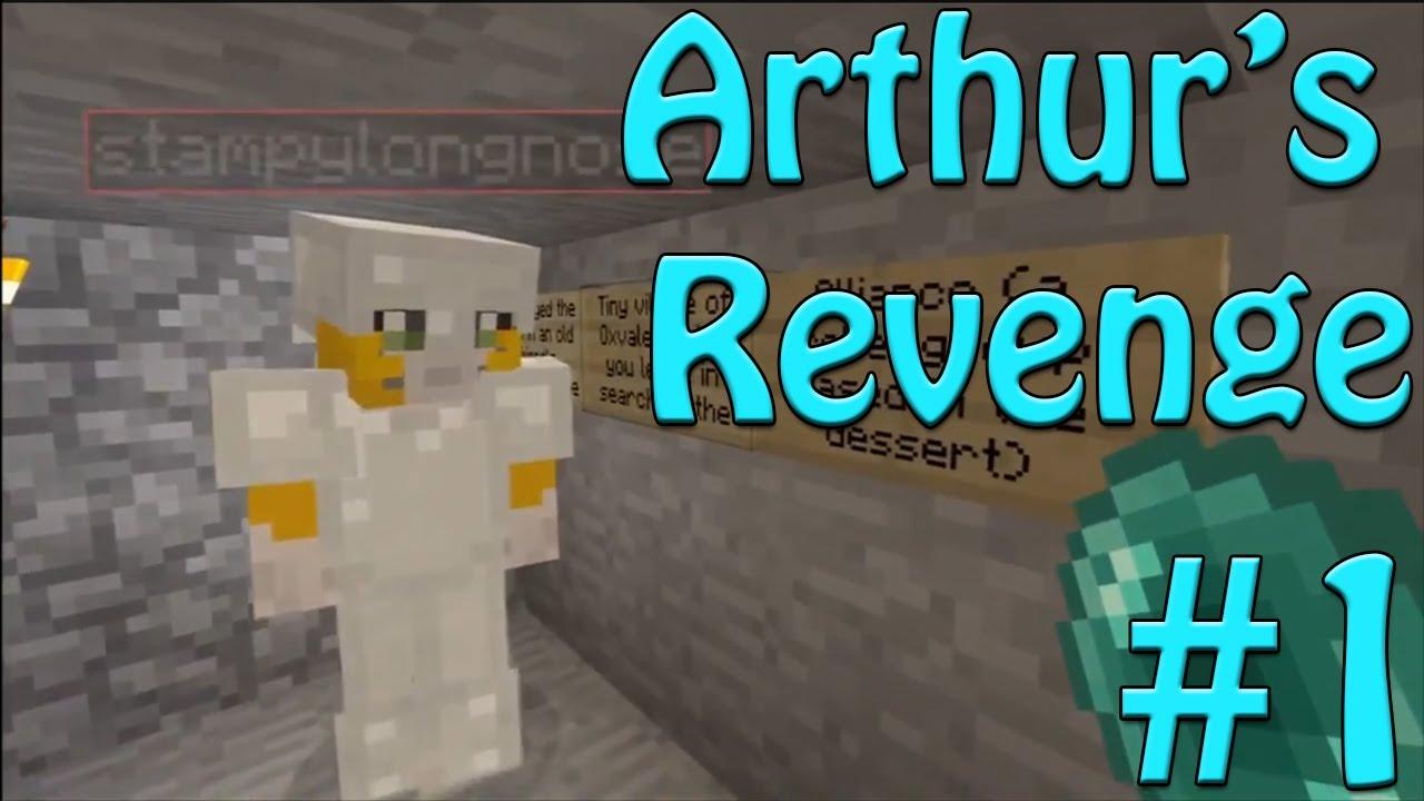 Minecraft Xbox Athur s Revenge Plenty Puzzles Part 1