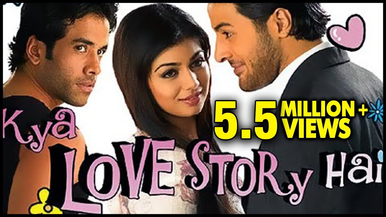 Kya Love Story Hai Full Hindi Movie | Tusshar Kapoor, Ayesha Takia | Bollywood Romantic Comedy Movie