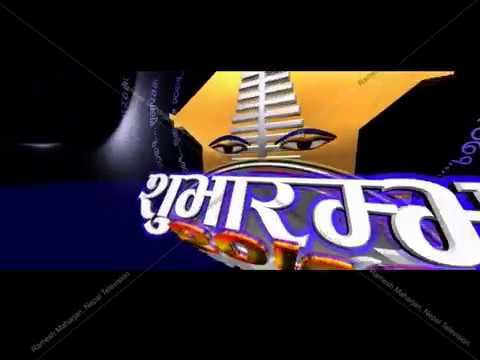 Ramesh Maharjan, Nepal Television Graphics (LOGO PROGRAM ID Making by Ramesh Maharjan)_ny14
