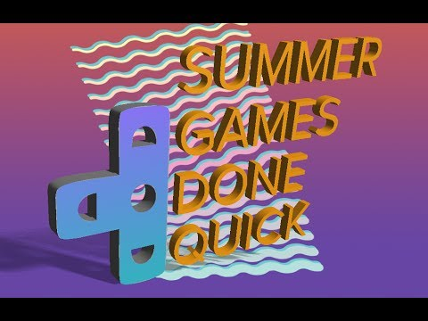Summer Games Done Quick 2017 It will be pretty rad.