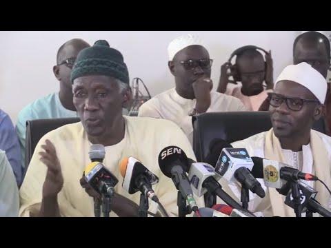 Préparation du Gamou de Tivaouane 2018: Déclaration de Serigne Mbaye SY Abdou le 07 Novembre 2018