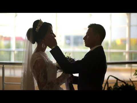 Свадебный клип Хусниддин и Азиза