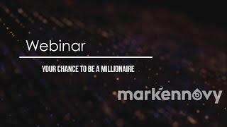 [-WEBINAR-] Jouw kans om MILJONAIR te worden