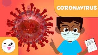 ¿Qué es el coronavirus? - Prevención y consejos para niños - COVID-19