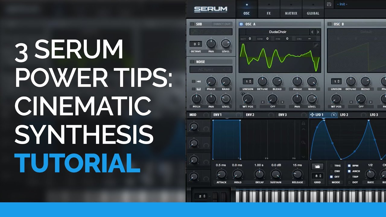 Cinematic Synthesis Course - Evenant (Review) - EPICOMPOSER