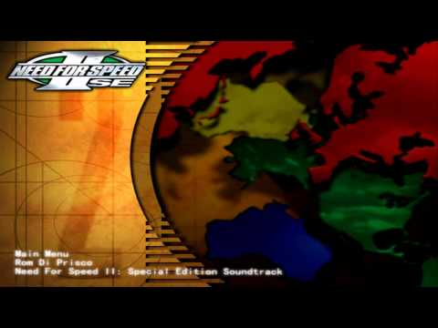 Need For Speed II Soundtrack - Main Menu