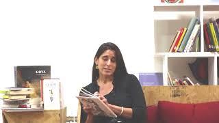 El Librero del Mes en el CCELP // ABRIL '18. Patricia García