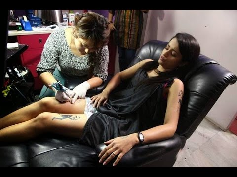 Trisha Secret Tattoo Stills Leaked - YouTube