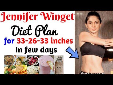 Jennifer winget fitness