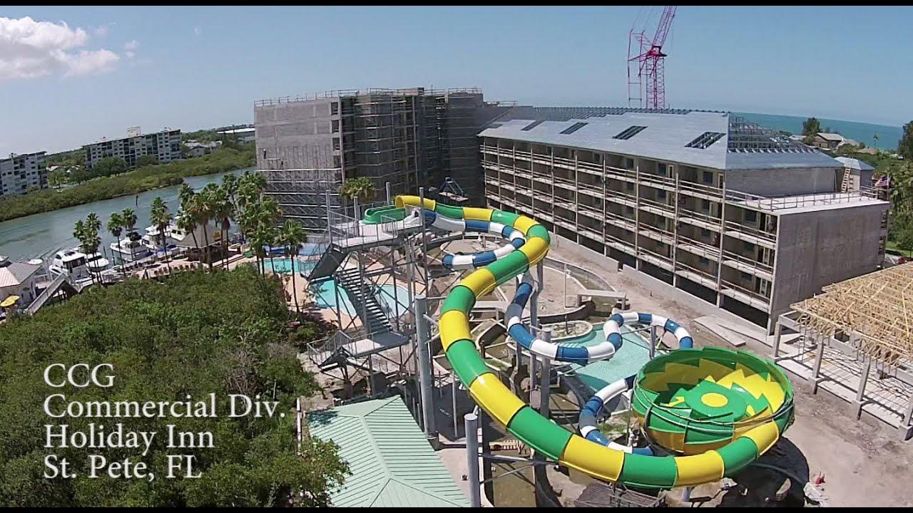 Commercial Construction Holiday Inn Ccg