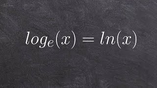 What are natural logarithms and their properties