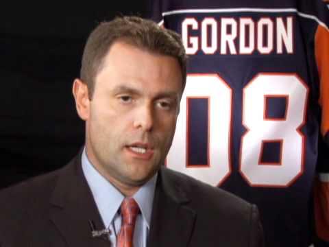 Scott Gordon Interview