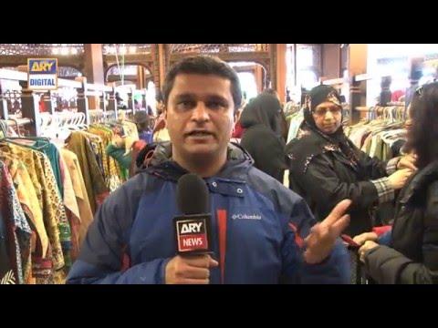 Junaid jamshed Mississauga Store