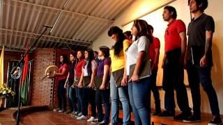 presentación coro filarmónico juvenil 20 oct 2015 colegio de los andes