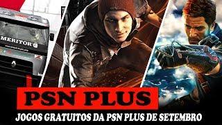 PSN Plus - Jogos Gratuitos para Setembro de 2017 (PS4, PS3 e PSVita) - PT-BR