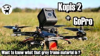 Flying the HolyBro Kopis 2 with a GoPro Session onboard